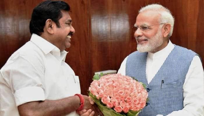 மதுரையில் AIIMS: பிரதமருக்கு நன்றி தெரிவித்த TN முதல்வர்...