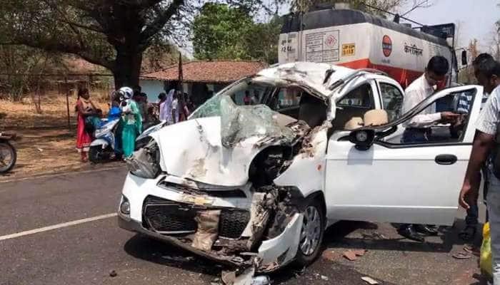 குஜராத் சாலை விபத்து; சம்பவயிடத்தில் 10 பேர் பலி!