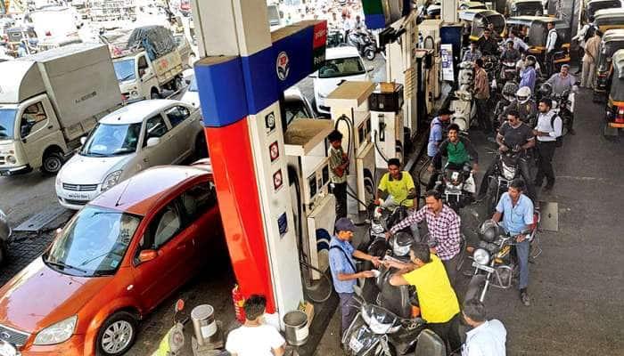 இன்றைய டீசல் விலை மேலும் ₹ 13 உயர்வு.....