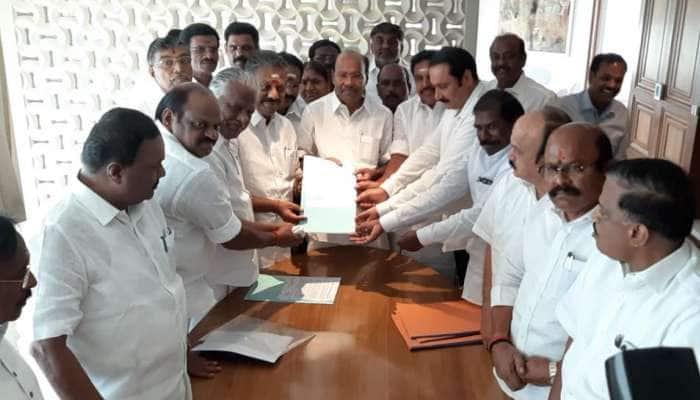 மக்களவை தேர்தல் 2019: உறுதியானது ADMK-PMK கூட்டணி!