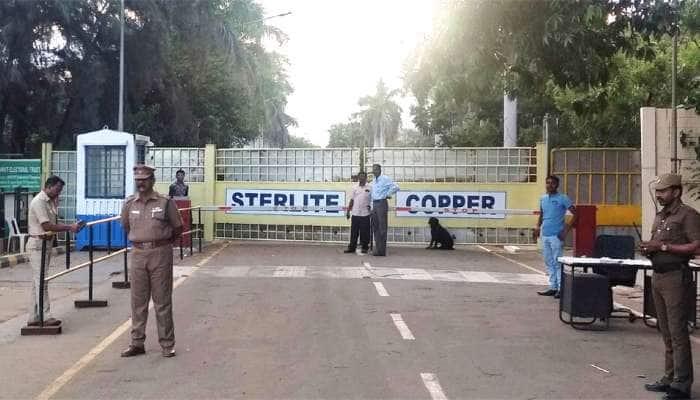 ஸ்டெர்லைட் ஆலையை திறக்க உத்தரவிட கோரி HC வேதாந்தா மனு!!