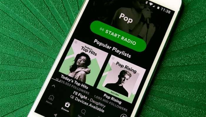 Jio Saavn-க்கு போட்டியாக இந்தியாவில் அறிமுகமானது Spotify!