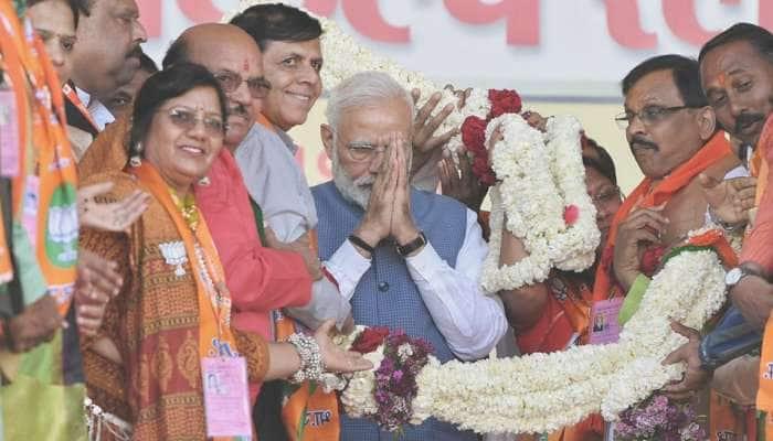இந்தியாவின் பலத்தை குறைத்து மதிப்பிடும் காங்கிரஸ் -மோடி!