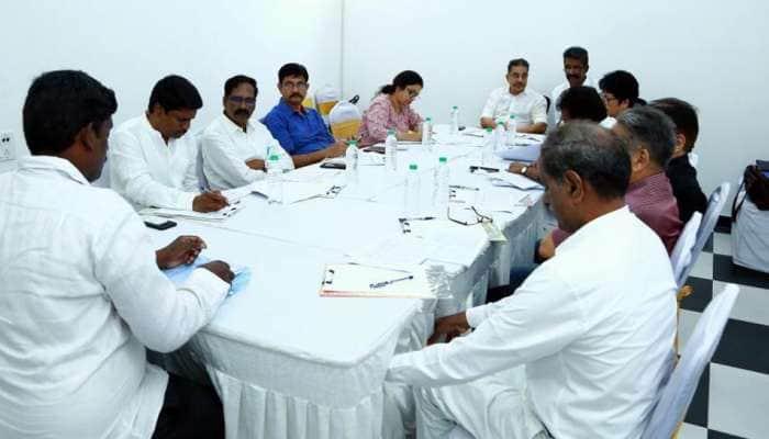 MNM கட்சி உத்தேச வேட்பாளர்களுடன் கமல்ஹாசன் நேர்காணல்...