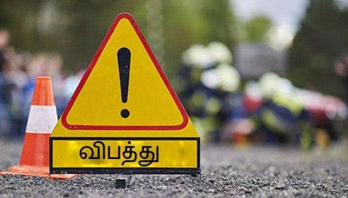 கால்வாயில் கார் கவிழ்ந்து விபத்து!!  6 பேர் பலி