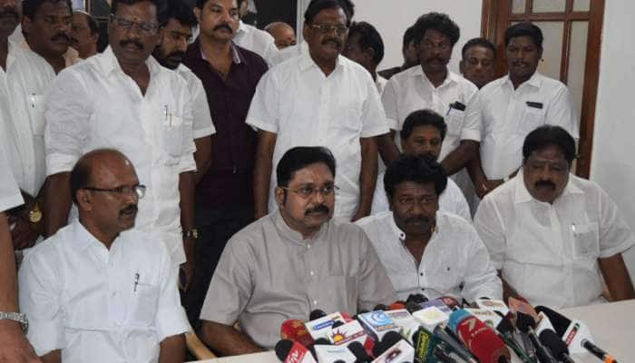 பொதுச்சின்னம் கோரி தேர்தல் ஆணையத்தில் டிடிவி தினகரன் மனு!!