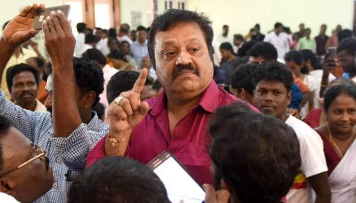 திரிச்சூர் மக்களவை தொகுதியில் பாஜக வேட்பாளராக சுரேஷ் கோபி!