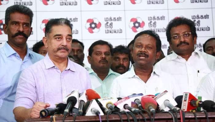 தமிழகத்தில் சிஸ்டம் கெட்டுப்போய் விட்டது: MNM தலைவர் கமல்ஹாசன்!!