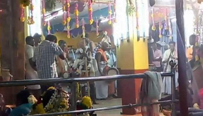 திருச்சி கோவில் திருவிழாவில் கூட்ட நெரிசலில் சிக்கி 7 பேர் பலி!