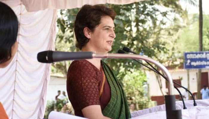BJP-க்கு உதவுவதற்கு பதில் செத்து மடியலாம் -பிரியங்கா தாக்கு!