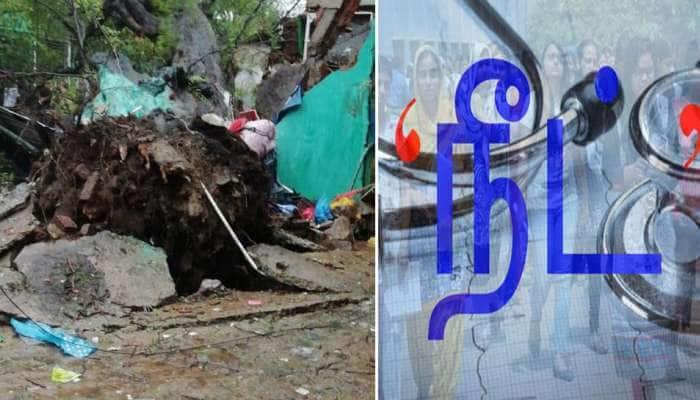 ஃபானி புயல் எதிரொலி!! ஒடிசாவில் நீட் தேர்வு ஒத்திவைப்பு: தேசிய தேர்வு முகமை