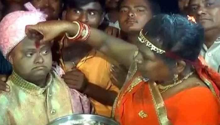 மணப்பெண் இன்றி ஒரு திருமணம்; குஜராத்தில் நடந்த விநோதம்...!