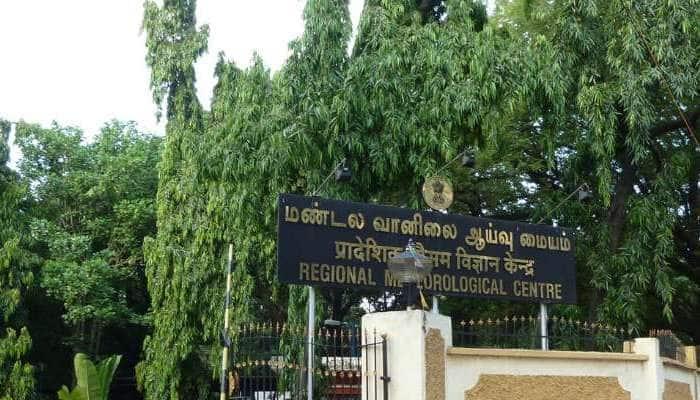 தமிழகத்தில் இன்று மழைக்கு வாய்ப்பு: வானிலை ஆய்வு மையம்