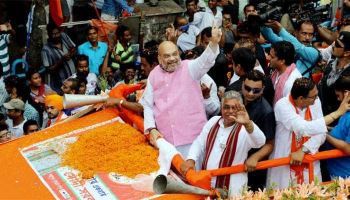 ஜனநாயக கூட்டணி கட்சி தலைவர்களுக்கு அமித் ஷா சார்பில் நாளை விருந்து!!