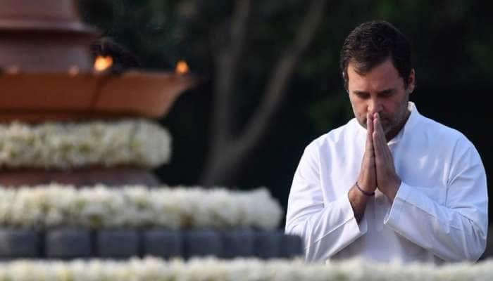 ராஜீவ் காந்தி நினைவு நாள்: ராகுல், பிரியங்கா காந்தி அஞ்சலி!