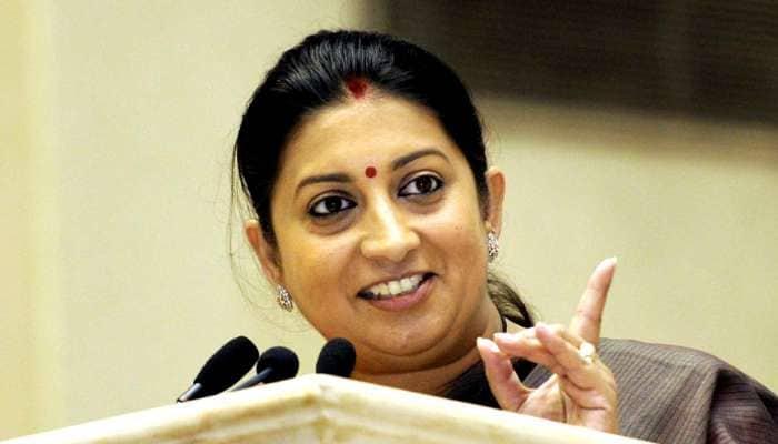 பதவியோ, பலனையோ எதிர்பார்க்காமல் பாடுபட்ட BJP தொண்டர்களுக்கு நன்றி: ஸ்மிருதி இரானி