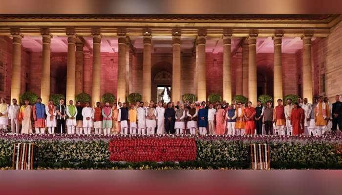பிரதமர் மோடி தலைமையிலான புதிய அமைச்சரவை கூட்டம் இன்று மாலை!