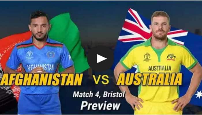 உலக கோப்பை 2019: மாலை 6 மணிக்கு ஆஸ்திரேலியா vs ஆப்கானிஸ்தான் பலப்பரீட்சை