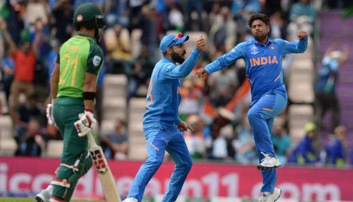 உலக கோப்பை 2019 தொடரில் முதல் வெற்றியை பதிவு செய்தது இந்தியா!