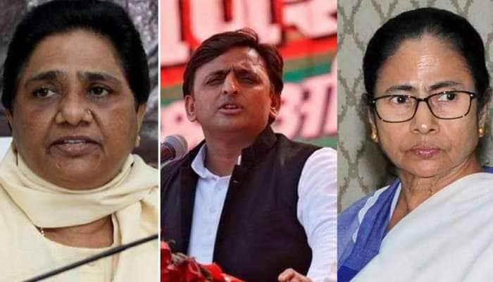 'மம்தா ஒரு அரக்கி, அகிலேஷ் ஒரு கசாப்பு' என BJP எம்.எல்.ஏ சாடல்