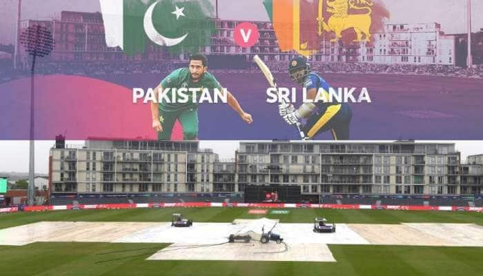பாகிஸ்தான் vs இலங்கை ஆட்டம் மழை காரணமாக ரத்து; இரு அணிகளுக்கும் தலா ஒரு புள்ளி