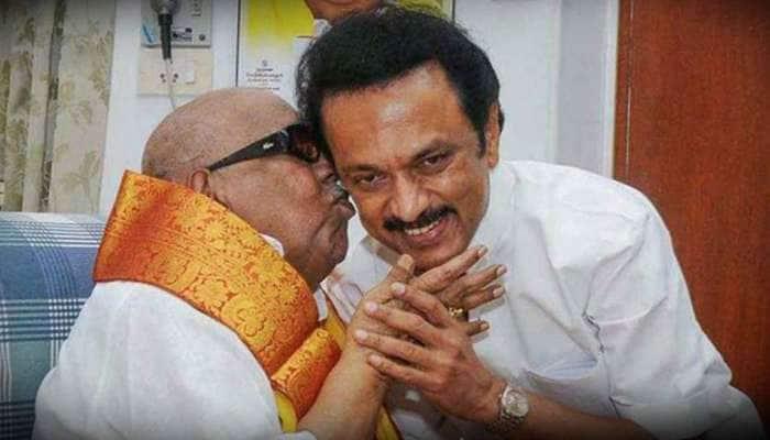 தந்தையர் தினத்தை முன்னிட்டு DMK தலைவர் ஸ்டாலின் வாழ்த்து..!