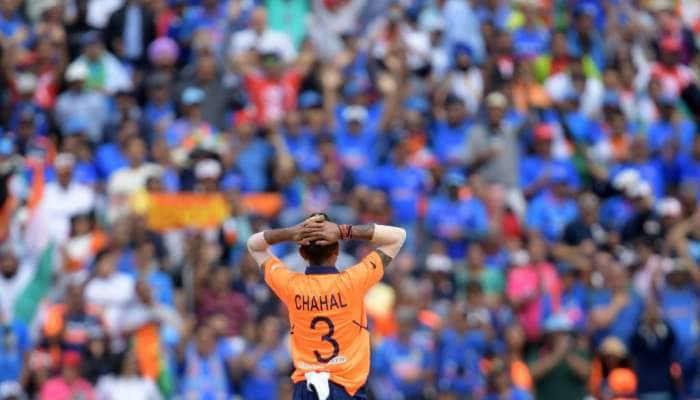 உலக கோப்பை போட்டியில் மிக மோசமான சாதனை படைத்தார் சாஹல்...