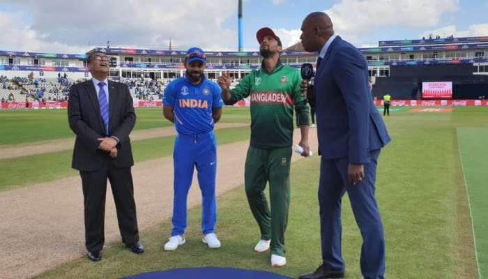 IND vs BAN: டாஸ் வென்ற இந்திய அணி முதலில் பேட்டிங் தேர்வு