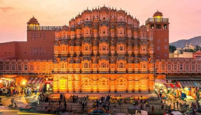 பிங்க் சிட்டி ஜெய்ப்பூர் உலக பாரம்பரிய தளமாக யுனெஸ்கோ அறிவிப்பு!!