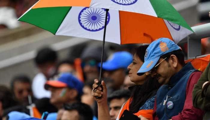 மழையின் காரணமாக இந்தியா - நியூசிலாந்து ஆட்டம் பாதிப்பு!