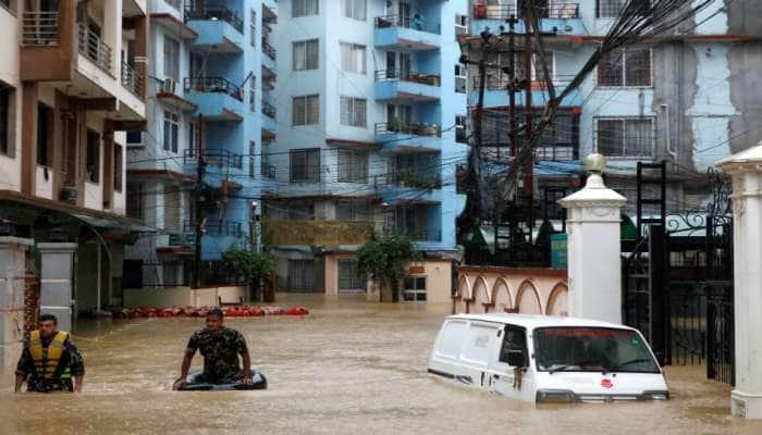 நேபாளத்தில் வெள்ளம், நிலச்சரிவில் சிக்கி 43 பேர் பரிதாபமாக பலி..!