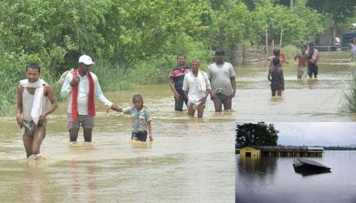 அசாம், பீகார் மாநிலங்களில் வெள்ளம் காரணமாக 49 பேர் உயிரிழப்பு!