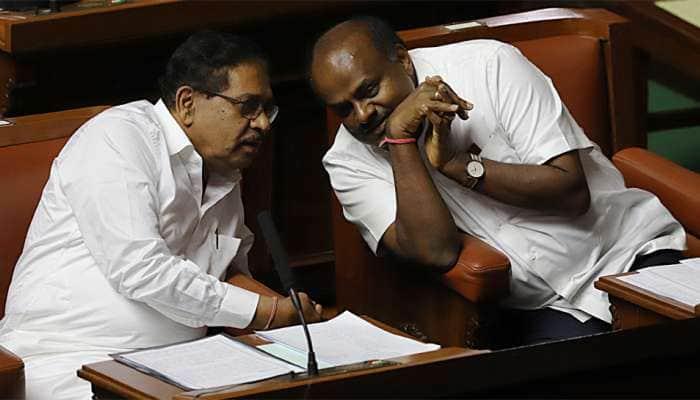 கர்நாடகா அரசியல் நெருக்கடி: அரசு சீர்குலைந்ததற்கு யார் காரணம்? குமாரசாமி காட்டம்