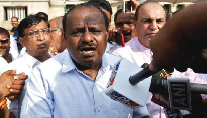 BJP-க்கு ஆதரவளிப்பதாக வரும் தகவல்கள் அடிப்படை ஆதாரமற்றது: குமாரசாமி