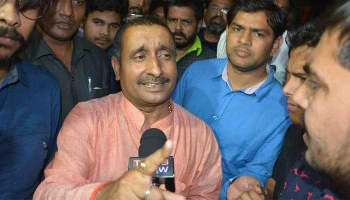உன்னாவ் பாலியல் வழக்கு: பாஜக எம்எல்ஏ மீது CBI வழக்குப்பதிவு...!!
