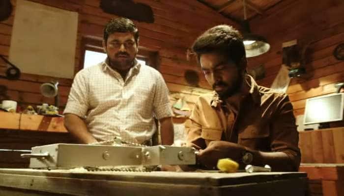 GV நடிப்பில் உருவாகியுள்ள ஐங்கரன் திரைப்படத்தின் trailer!