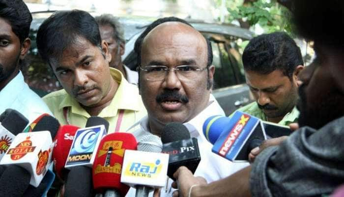 DMK-குள் மட்டுமே மாற்றம் வரும்; ஆட்சி மாற்றம் வராது: ஜெயக்குமார்