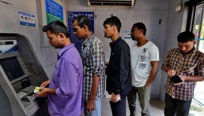 ATM-ல் பணம் எடுக்க புதிய விதிமுறை; 6 மணி நேரம் காத்திருக்க வேண்டும்