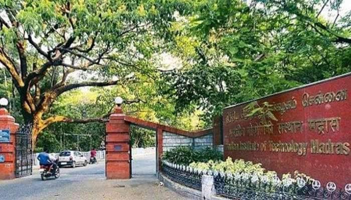 சென்னை IIT-க்கு 'தலைசிறந்த கல்வி நிறுவனம்' என்ற அந்தஸ்து!