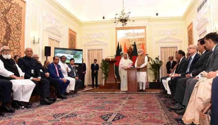 LPG வழங்க டாக்காவில் கடலோர கண்காணிப்பு முறையை உருவாக்கும் இந்தியா!