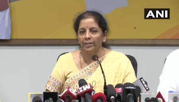 PMC வங்கி மோசடிக்கு அரசாங்கத்திற்கும் எந்த தொடர்பும் இல்லை: நிர்மலா சீதாராமன்!!