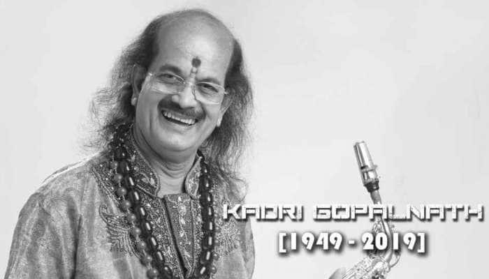 புகழ்பெற்ற சாக்சபோன் இசைக்கலைஞர் கத்ரி கோபால்நாத் காலமானார்