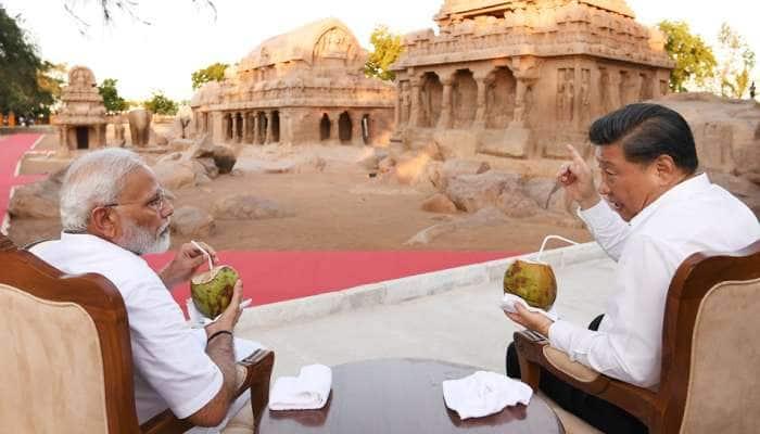மாமல்லபுரம் ஒரு உயிர் துடிப்பு மிக்க ஊர் - பிரதமர் மோடி...