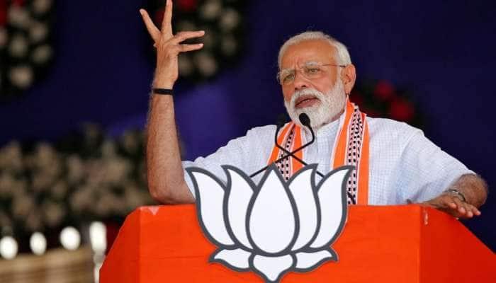 காங்கிரசின் ஊழல்களால் மகாராஷ்ட்ரா சீரழிந்து விட்டது: PM மோடி