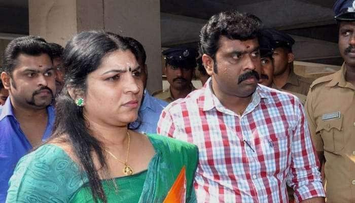 நடிகை சரிதா நாயருக்கு மோசடி வழக்கில் 3 ஆண்டு சிறை தண்டனை: நீதிமன்றம்