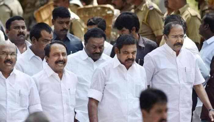 உள்ளாட்சி தேர்தல் குறித்து 6 ஆம் தேதி, ADMK ஆலோசனைக் கூட்டம்..!