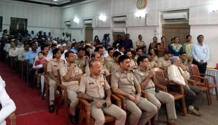 #Ayodhya: FB, Insta உயரதிகாரிகளுடன் மும்பை காவல்துறை ஆலோசனை...