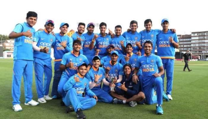 U-19 சேலஞ்சர் டிராபிக்கான இந்திய அணியை BCCI வெளியிட்டது...