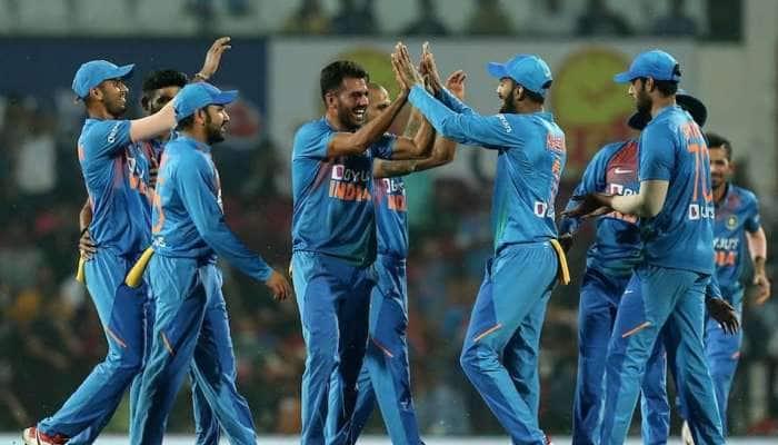வங்கதேசத்திற்கு எதிரான மூன்றாவது T20; இந்தியா அபார வெற்றி...