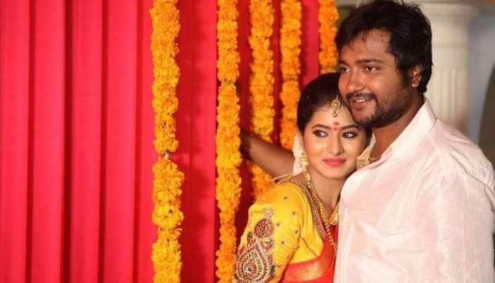 தேசிய விருது பெற்ற நடிகர் பாபி சிம்ஹா-க்கு ஆண் குழந்தை...